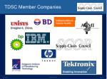 tdsc member companies