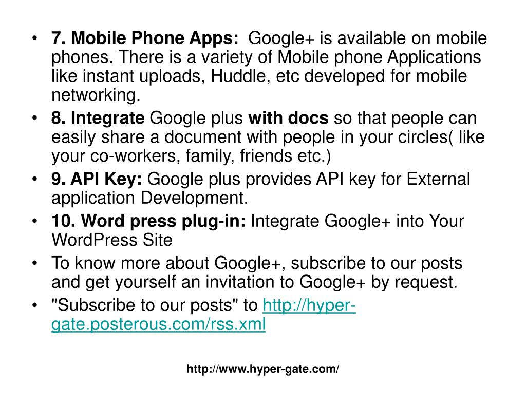 7. Mobile Phone Apps: