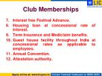 club memberships3