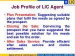 job profile of lic agent1