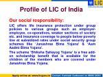 profile of lic of india4
