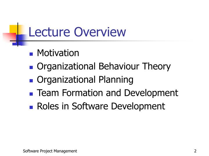 organizational behavior motivation Also read: organizational behavior: assumptions, levels, challenges and opportunities, emerging motivation theories: implication for managers variables issues in the organization like absenteeism.