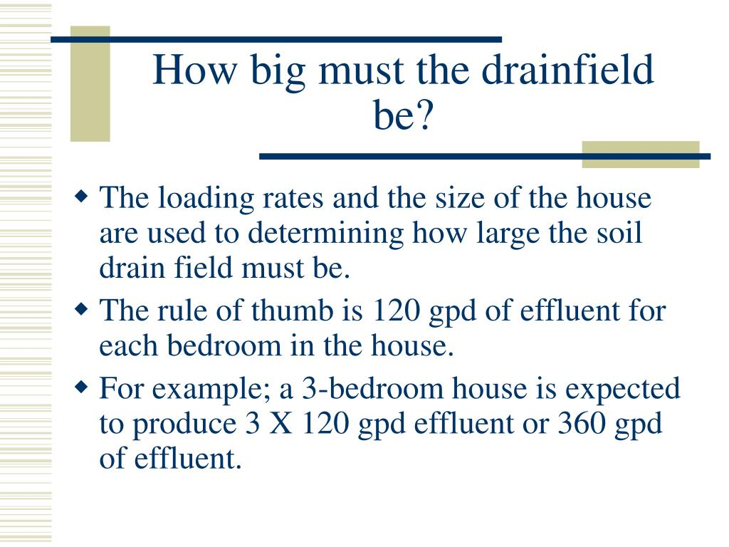 PPT - Waste Treatment – Septic Systems PowerPoint