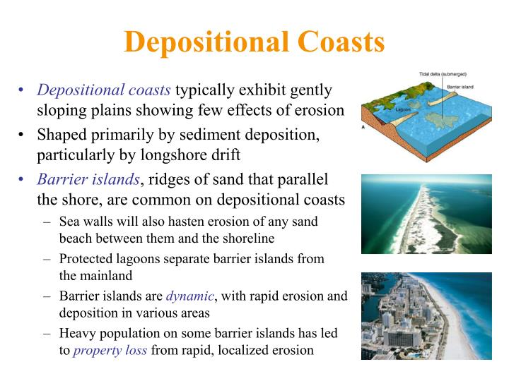 Depositional Coasts