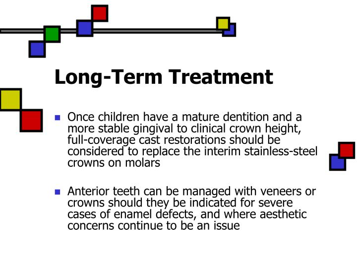 Long-Term Treatment