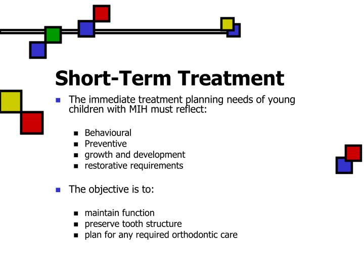 Short-Term Treatment