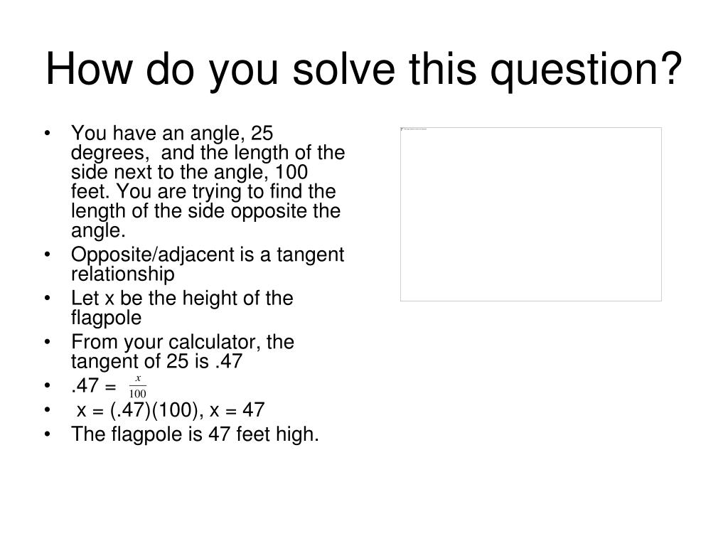 How do you solve this question?