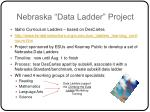 nebraska data ladder project