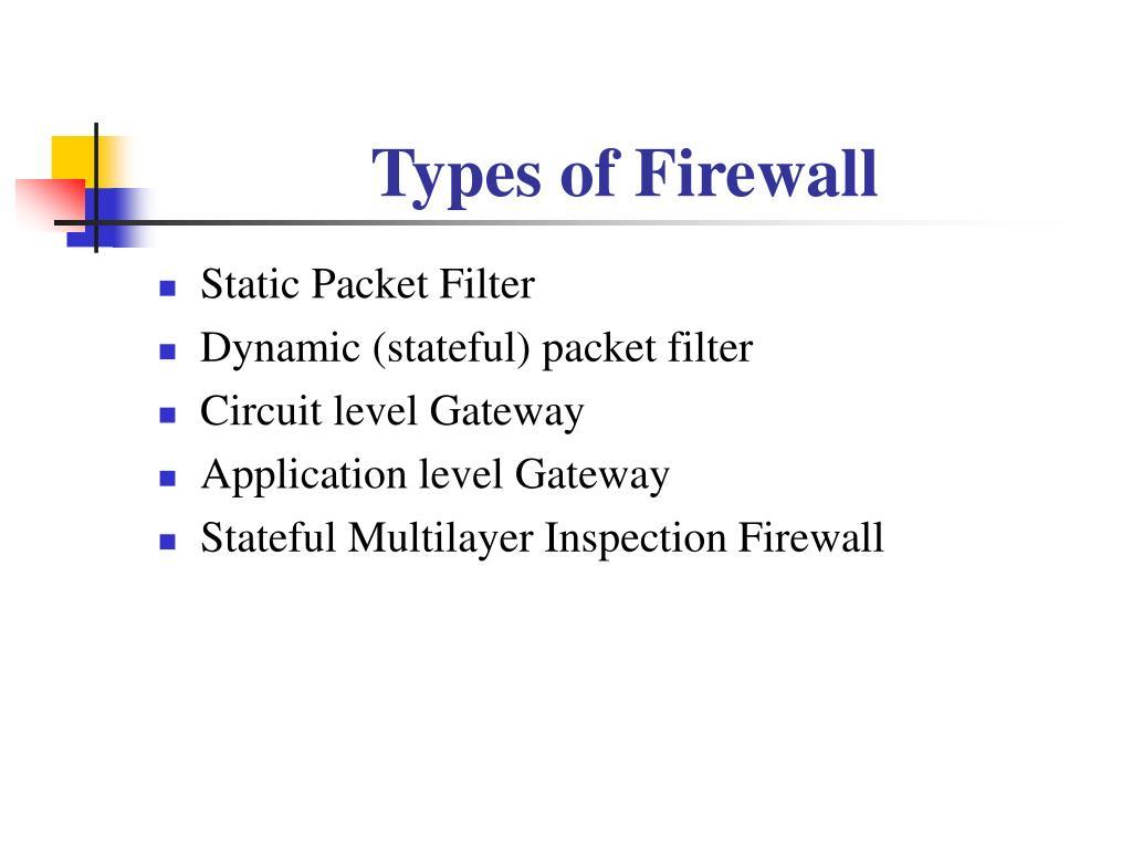 PPT - Firewalls PowerPoint Presentation - ID:1465042