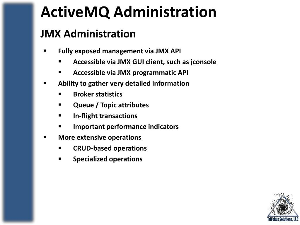 PPT - Introduction to ActiveMQ PowerPoint Presentation - ID