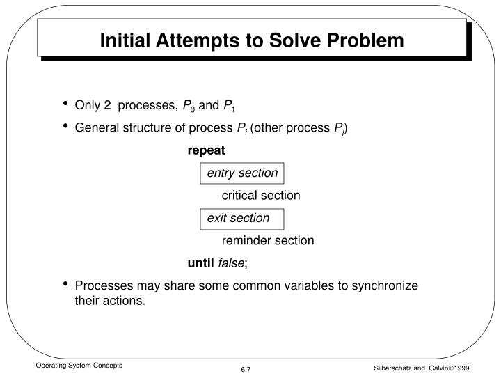 Initial Attempts to Solve Problem