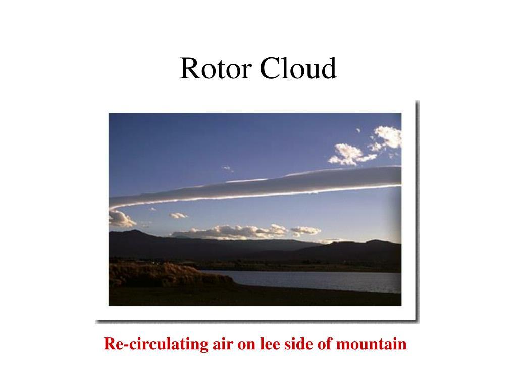 Rotor Cloud