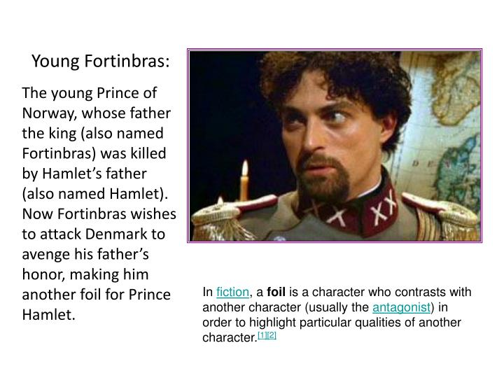 Young Fortinbras: