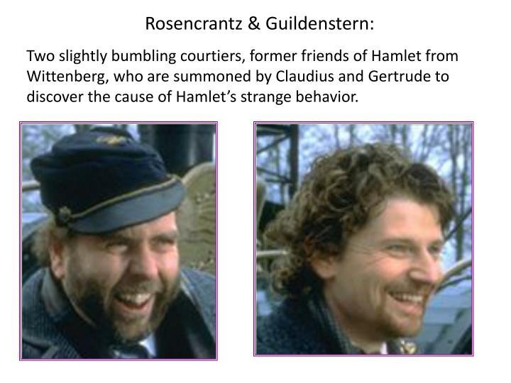 Rosencrantz & Guildenstern: