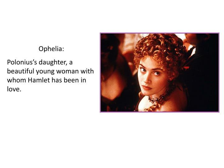 Ophelia:
