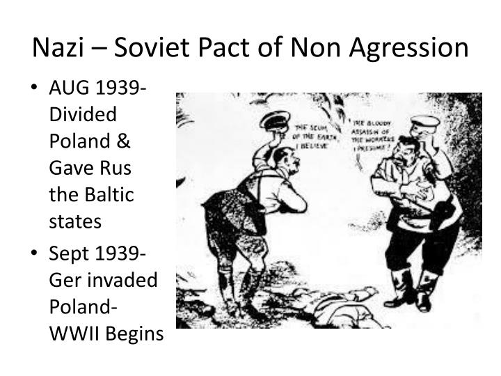 nazi-soviet pact essay Nazi-soviet pact and appeasement the nazi-soviet was a non-aggression pact signed by the foreign ministers of germany and russia on 23 august 1939.