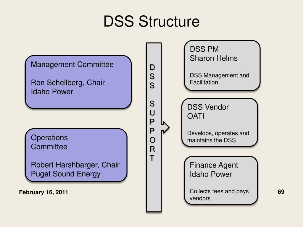 DSS Structure