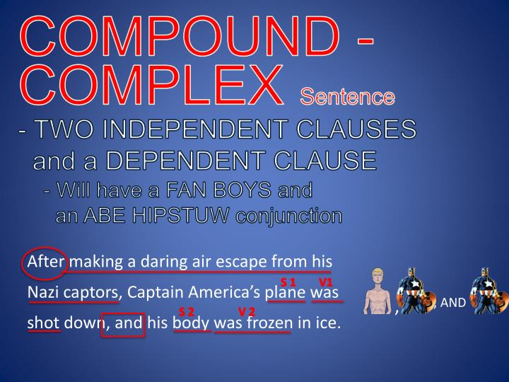 COMPOUND -