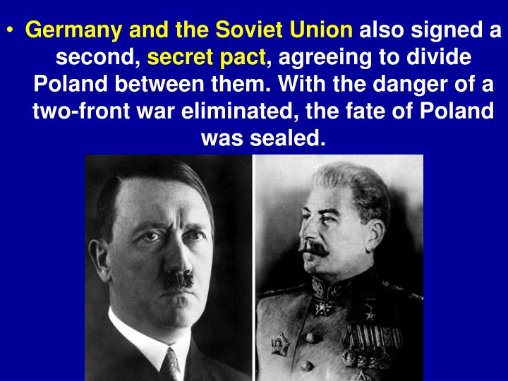 Germany and the Soviet Union