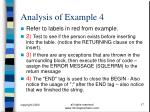 analysis of example 417