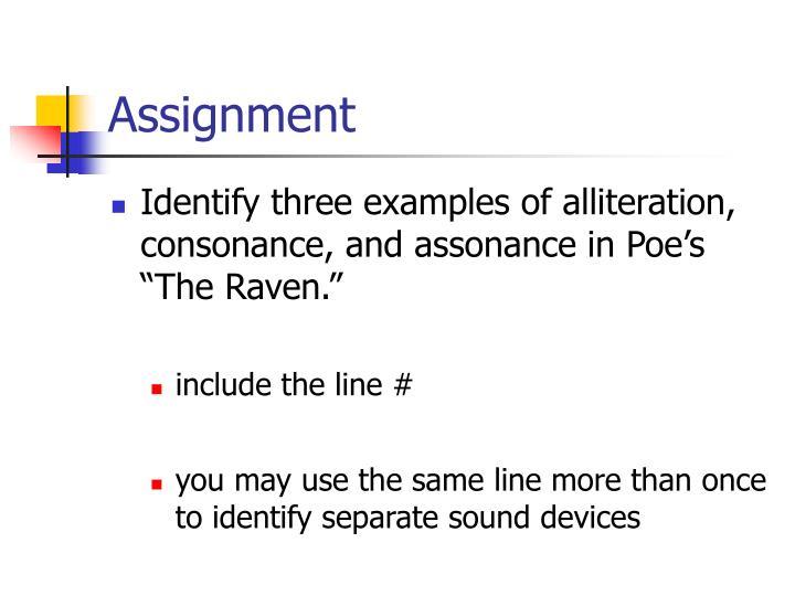 Ppt Alliteration Consonance Assonance Powerpoint Presentation