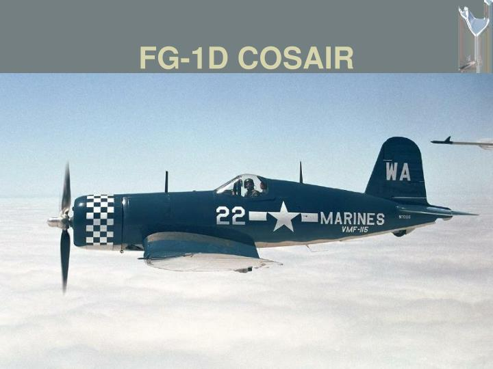 FG-1D COSAIR