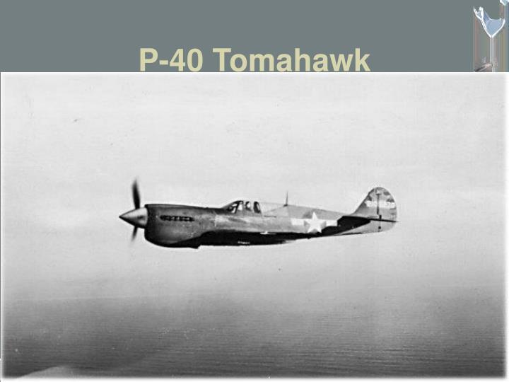 P-40 Tomahawk