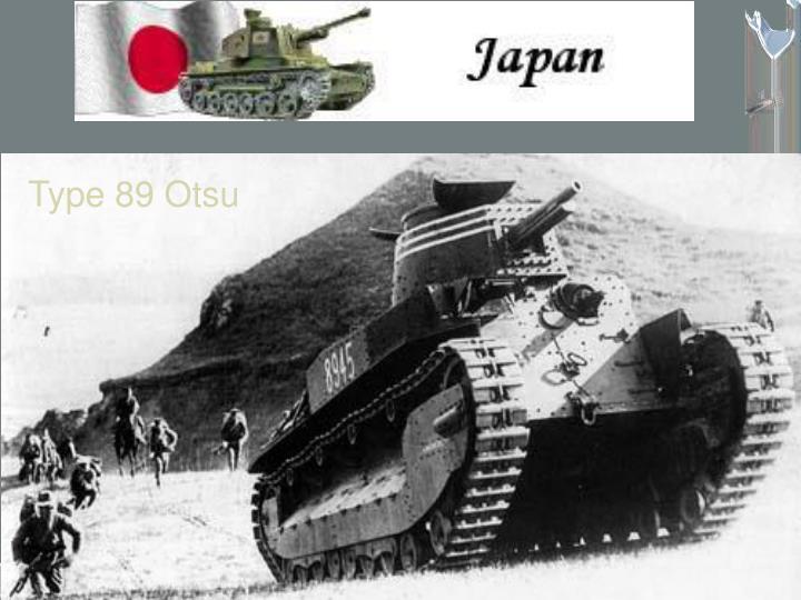 Type 89 Otsu
