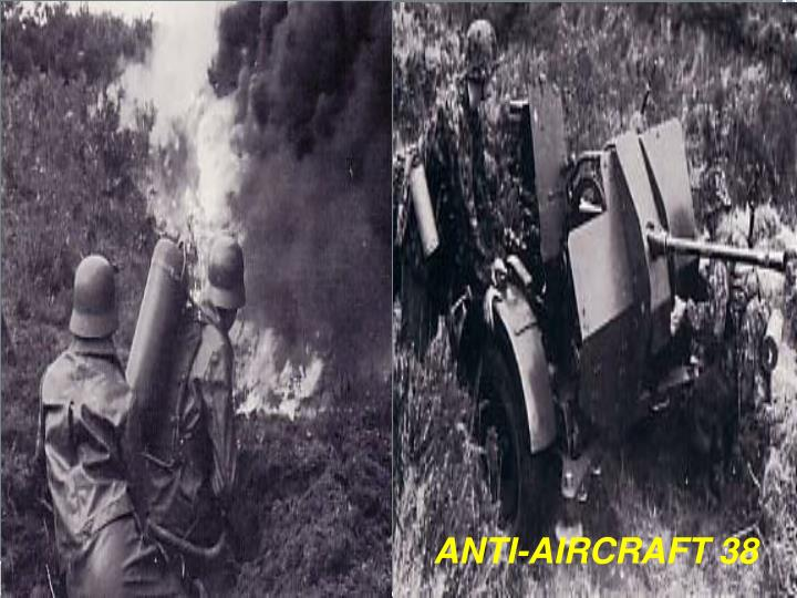 ANTI-AIRCRAFT 38