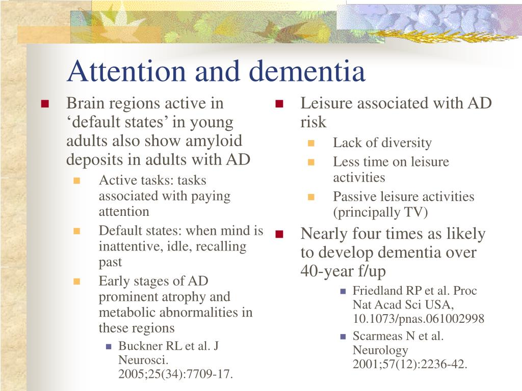 Brain regions active in 'default states' in young adults also show amyloid deposits in adults with AD