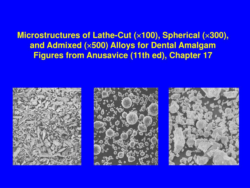 Microstructures of Lathe-Cut (