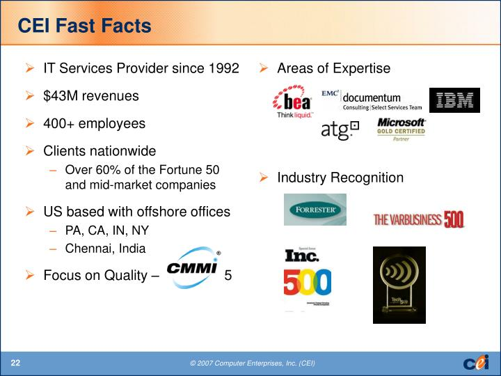 IT Services Provider since 1992