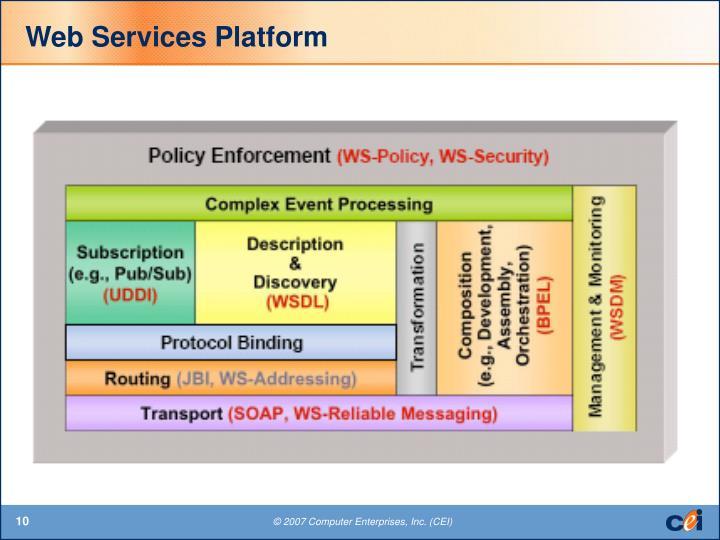 Web Services Platform