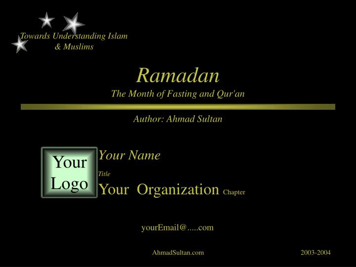 ramadan the month of fasting and qur an n.