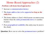 home based approaches 2