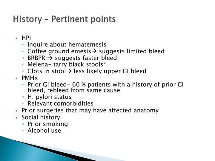 Ppt Upper Gi Bleed Powerpoint Presentation Id 1468069