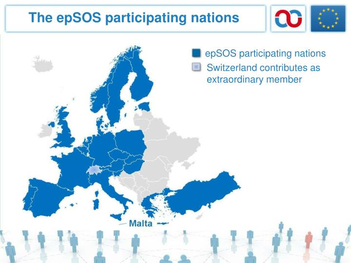 The epSOS participating nations