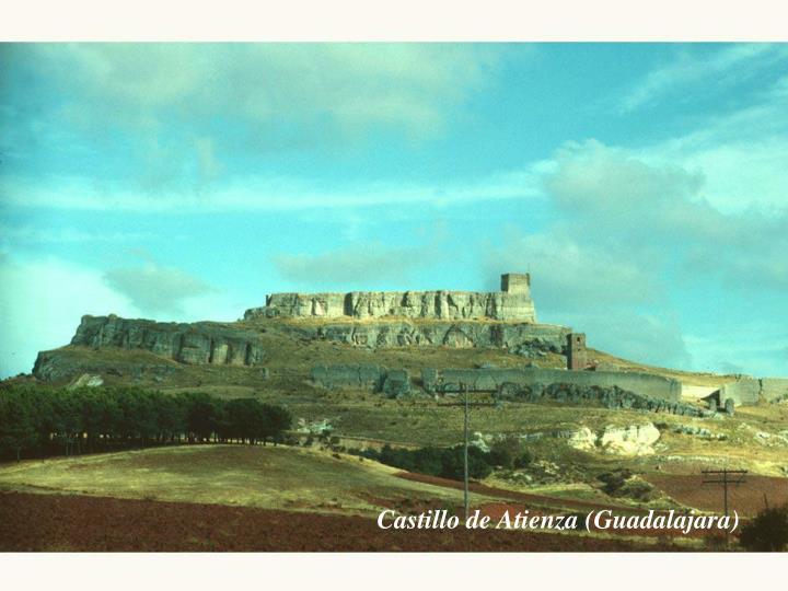 Castillo de Atienza (Guadalajara)