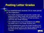 posting letter grades13