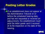 posting letter grades15