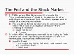 the fed and the stock market27