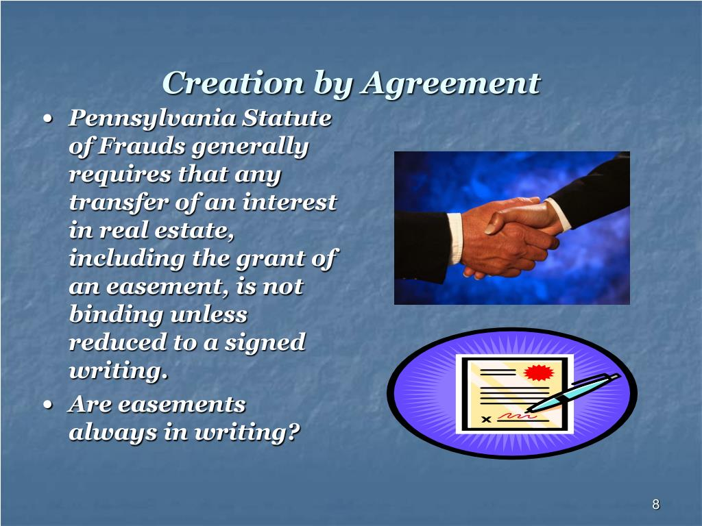 Creation by Agreement