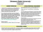 delaware state university lcdr richard howell lt evelynn samms 9 18 2009 report