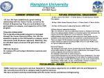 hampton university lt deon scott 9 01 2009 report