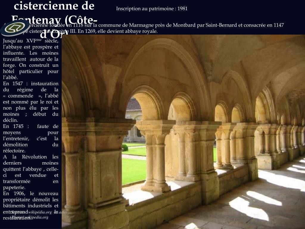 Inscription au patrimoine : 1981