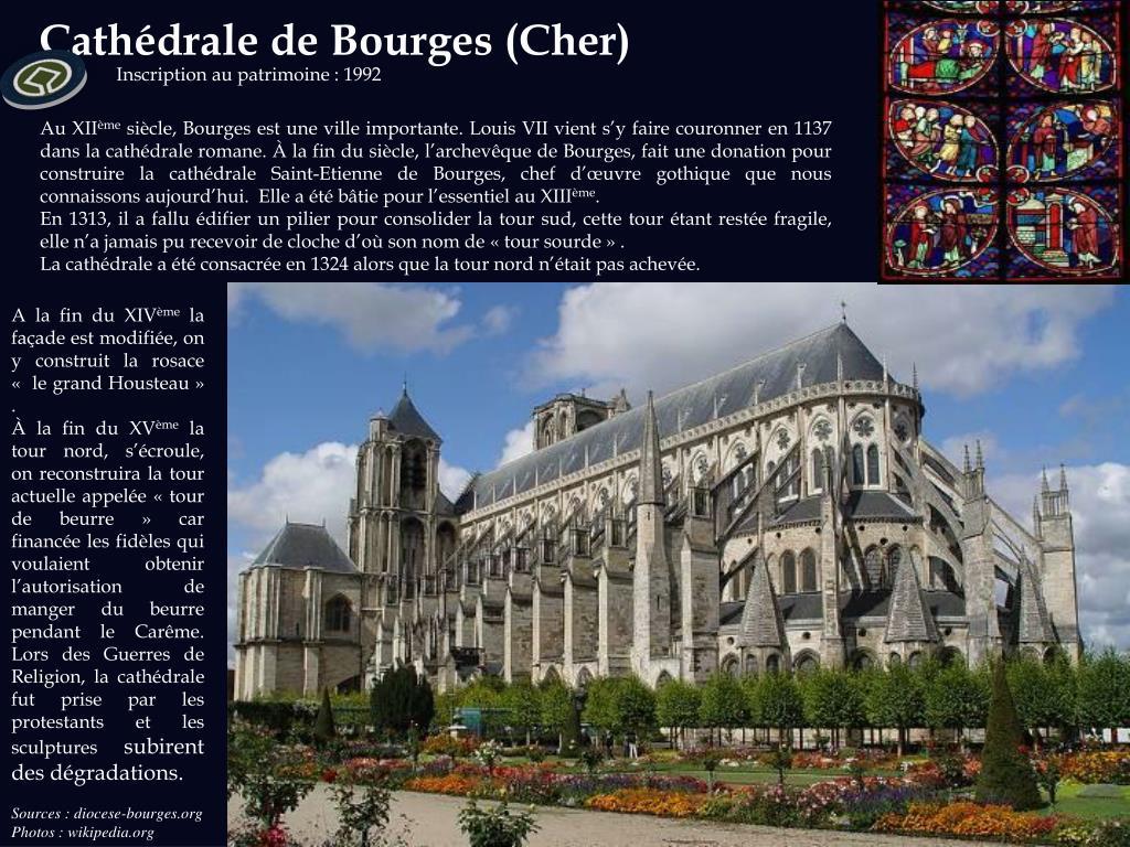 Cathédrale de Bourges (Cher)