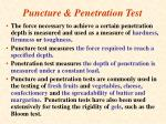 puncture penetration test70