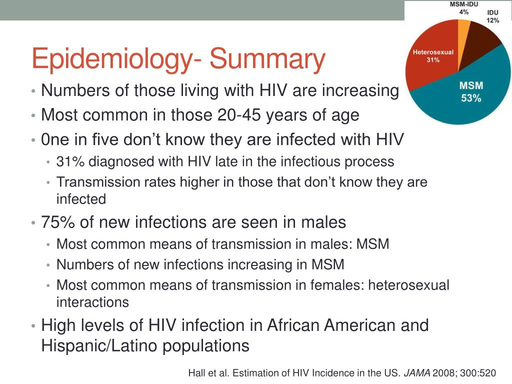 Epidemiology- Summary