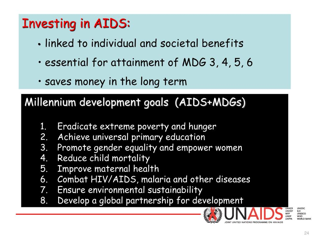 Investing in AIDS: