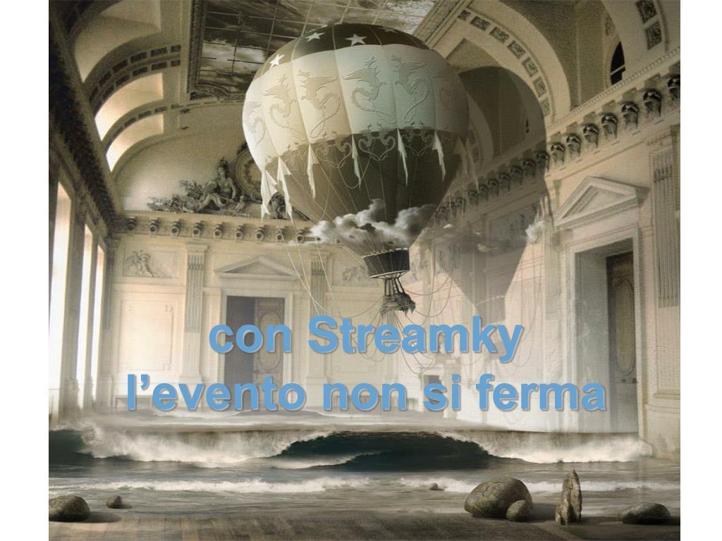 con Streamky